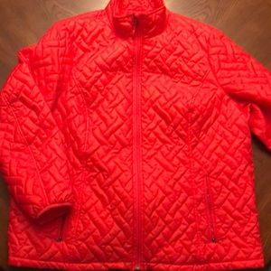 Lands End Thermolite Quilted jacket